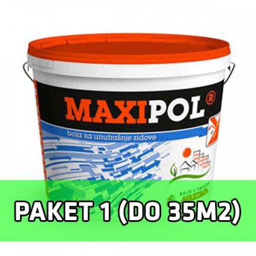 paket za krecenje do 35 m2