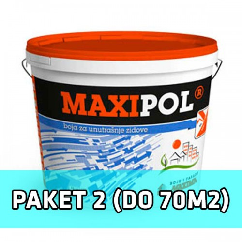 paket za krecenje do 70 m2